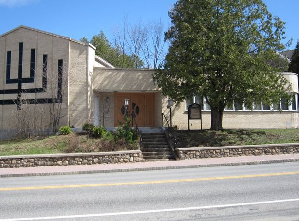 Image of Lake Placid Synagogue